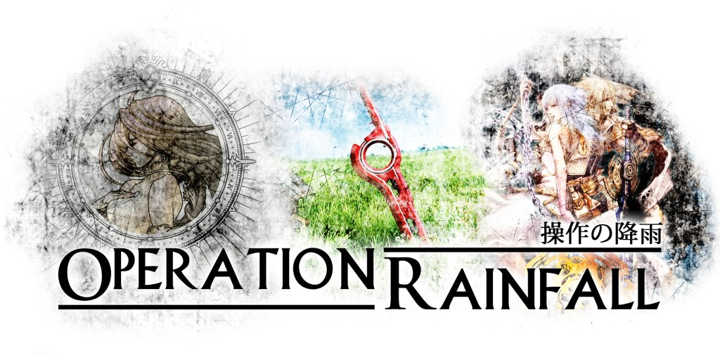 Operation Rainfall Original Logo