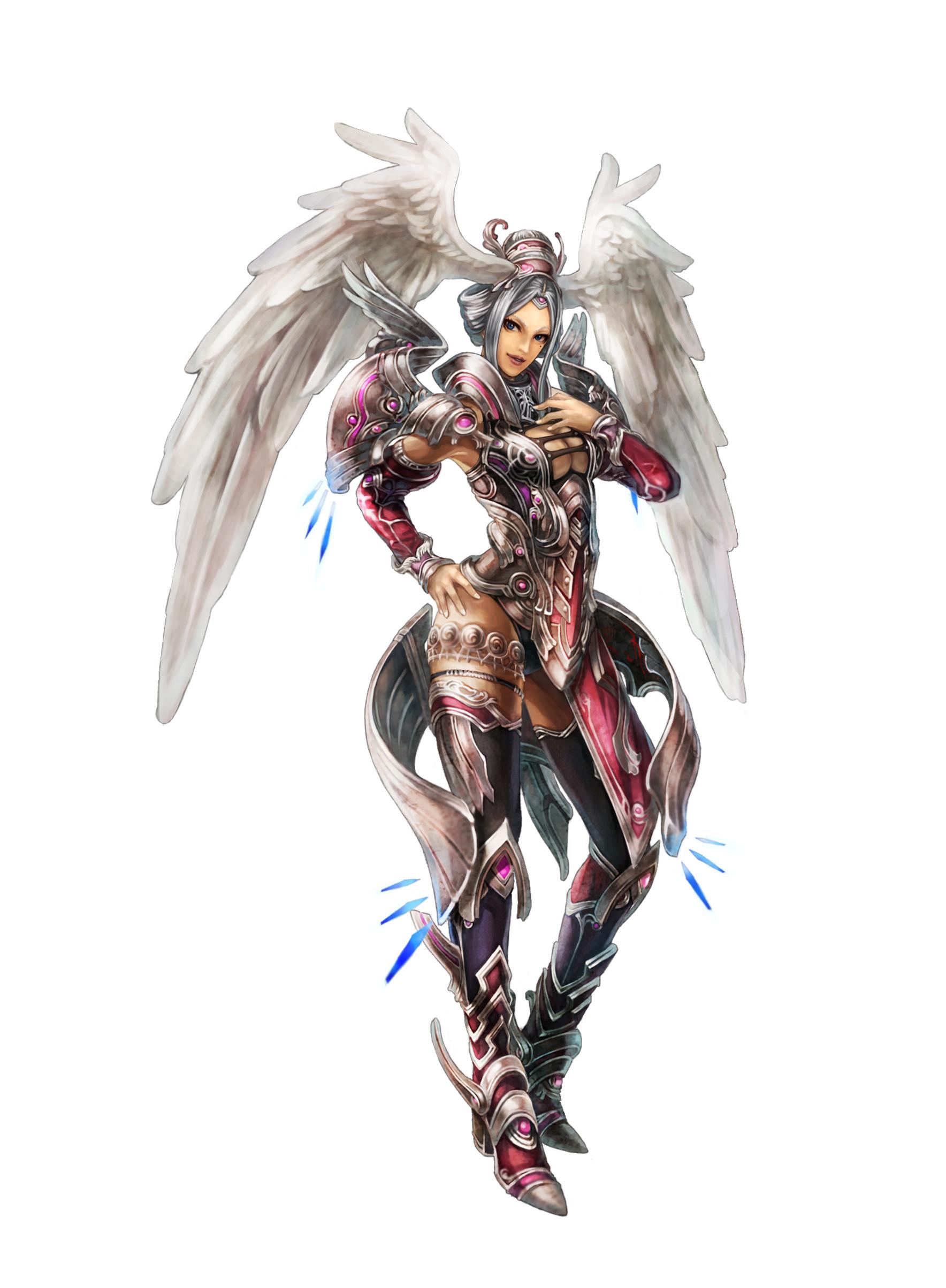 Xenoblade characters