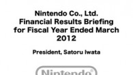 Nintendo's investors briefing took place this evening. While the news most people are waiting for will have to wait until E3, the meeting revealed some insights about Nintendo's future including...