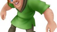 Kingdom Hearts 3D - Quasimodo