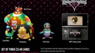 Kingdom Hearts 3D Pre-Order Incentives