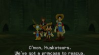 Kingdom Hearts 3D - The Three Musketeers 3