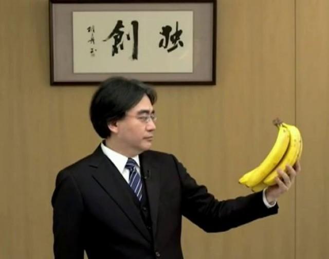Consider The Banana