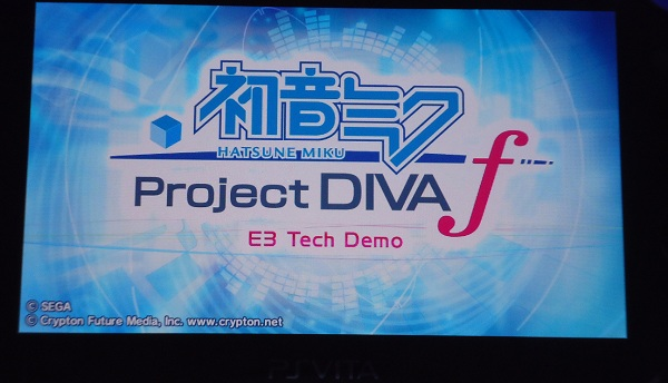 Hands-On: Project Diva F (Vita): Want to see this game ...