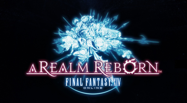 Final Fantasy XIV: A Realm Reborn logo