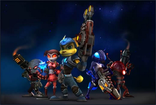 ... Sony announced on their PlayStation Blog that the Ratchet & Clank ...