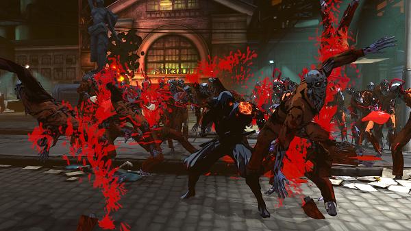 Yaiba: Ninja Gaiden Z - Zombies