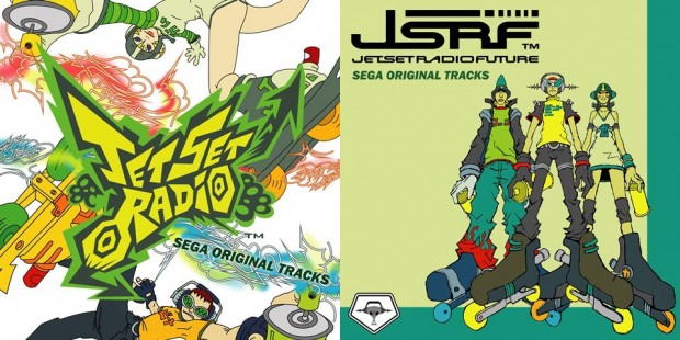 Jet Set Radio Soundtracks