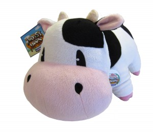 Natsume plush cow