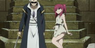 Magi: The Labyrinth of magic characters