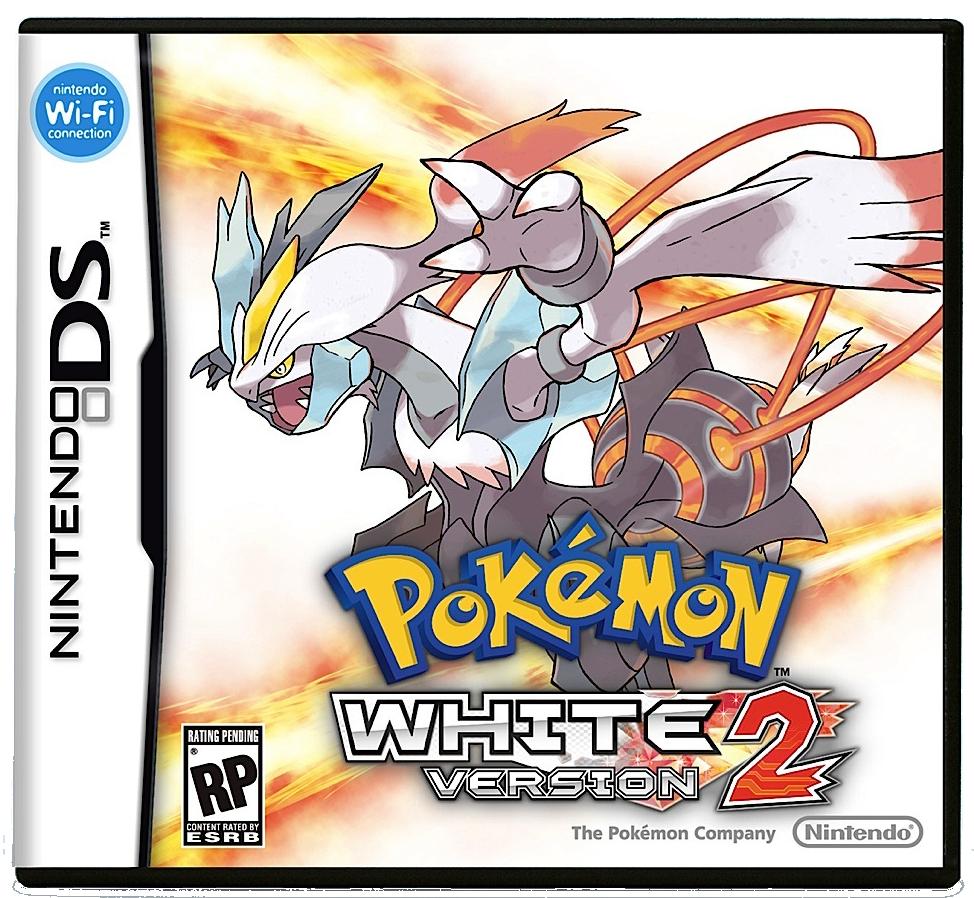 Review Pokemon White 2 Oprainfall