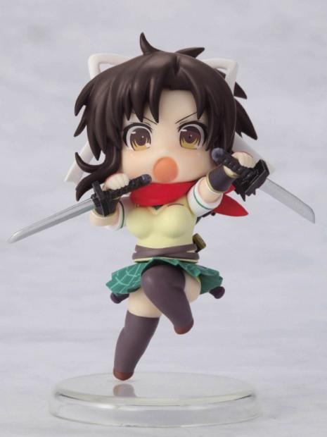 Earnings Disclaimer >> Senran Kagura: Shinovi Versus Special Deluxe Edition Nendoroids