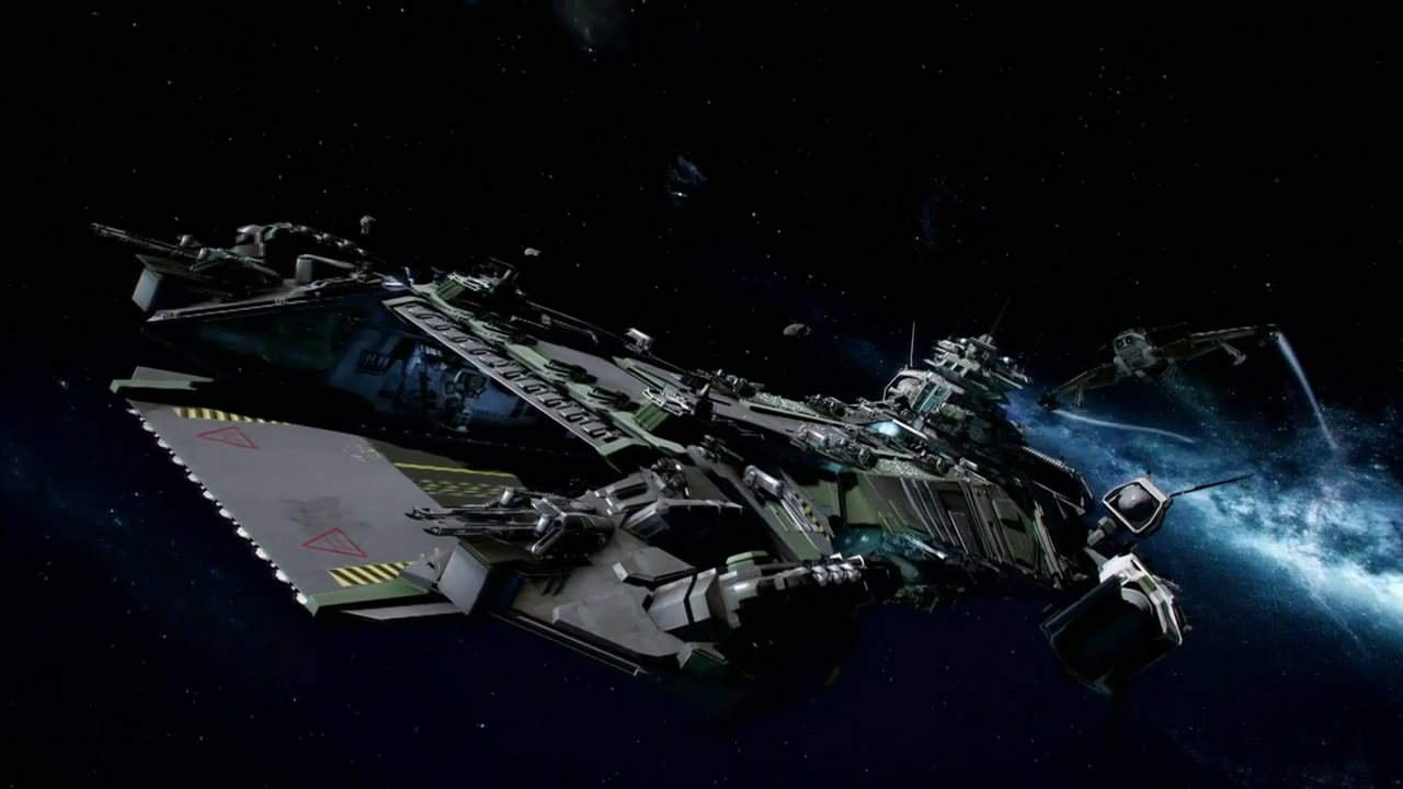 Wing Commander Creator Announces Star Citizen | oprainfall
