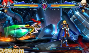 BlazeBlue Chrono Phantasma