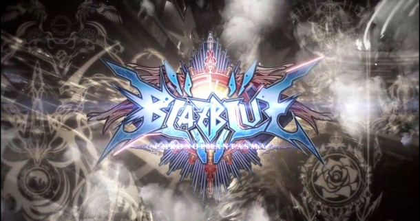 BlazBlue: Chrono Phantasma logo