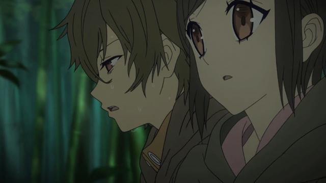 Saki Satoru Yori Satoru And Saki in