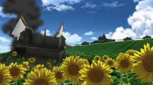 Girls und Panzer Tanks