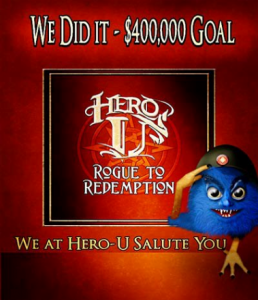Crowd Funding Hero-U