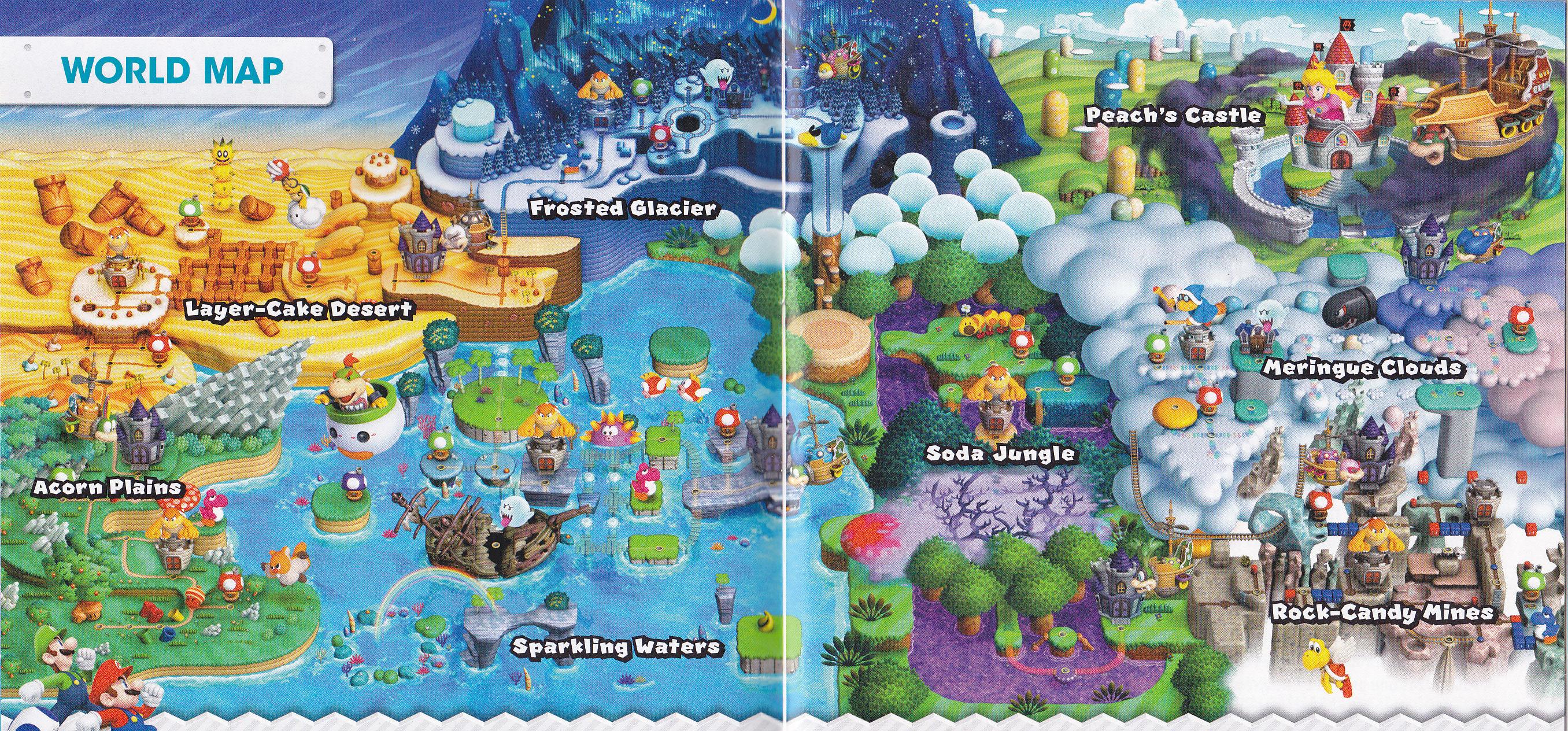 REVIEW New Super Mario Bros U oprainfall