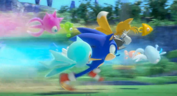 Sonic Colors | Sonic the Hedgehog