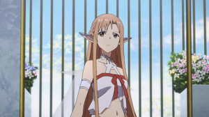 Sword Art Online Asuna