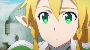 Sword Art Online Leafa