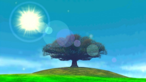Majora's Mask Moon Field