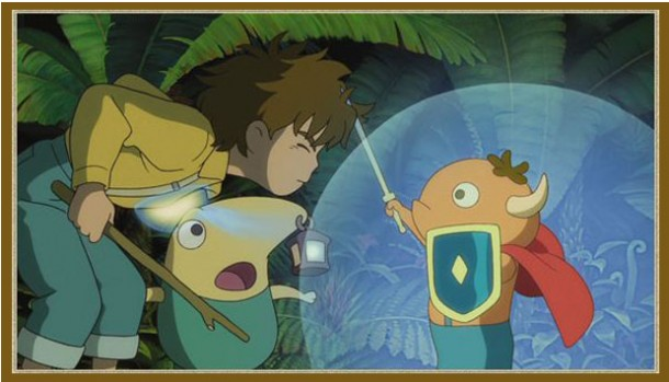 Best PS3/PS4 Game - Ni no Kuni: Wrath of the White Witch | oprainfall Awards