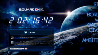 Square Enix opens a teaser countdown website for a 'Galaxy' themed game.  What could it be?