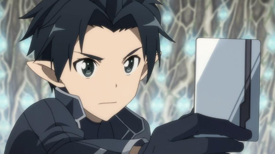أنا أعانق المعاناة بهدوء ~ صور انمي Sword Art Online