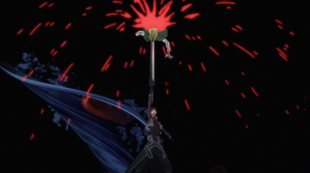 Sword Art Online Kirito kills Oberon