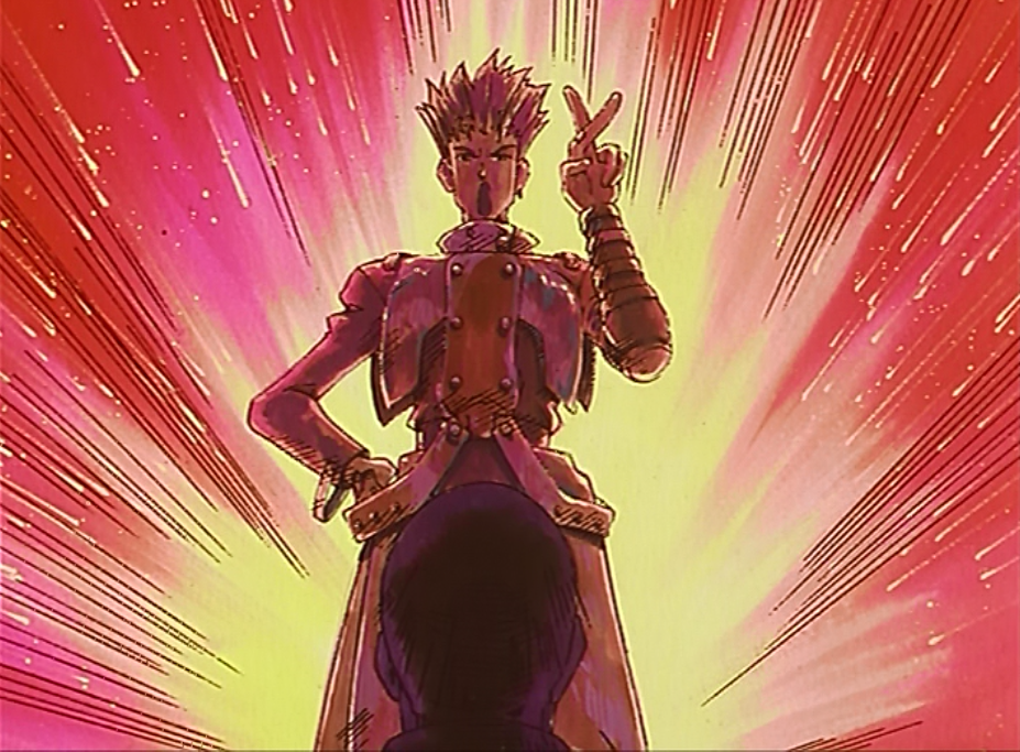 Trigun Best Quootes: Anime Of The Past: Trigun