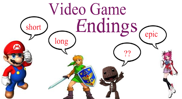 game endings copy