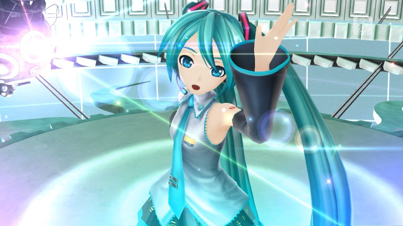Hatsune miku project diva f video oprainfall - Hatsune miku project diva ...