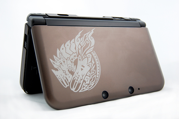 Monster Hunter 3DS XL Case