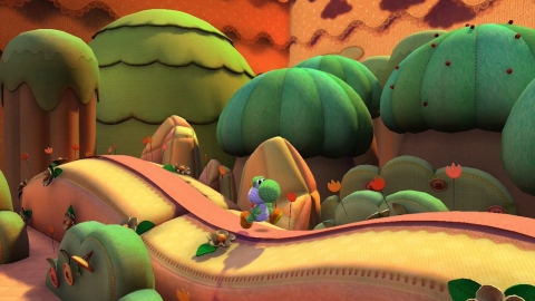 Jonathan's Games of 2014: Yarn Yoshi | oprainfall