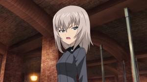 Girls und Panzer Erika