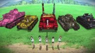 Despite its bizarre-looking premise, Girls und Panzer may be the sleeper hit of the autumn 2012 anime season.