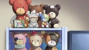 Girls und Panzer Teddy Bears