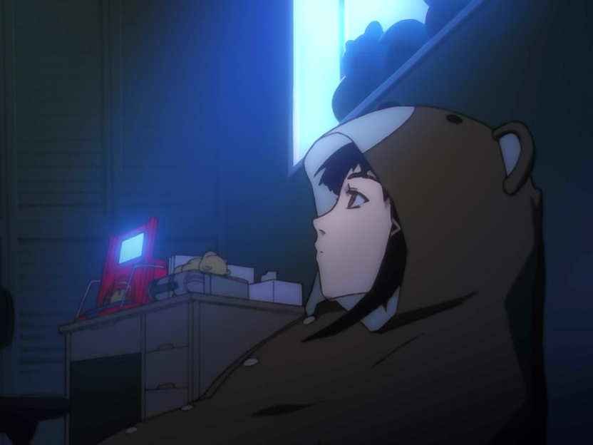 Anime of the past serial experiments lain oprainfall
