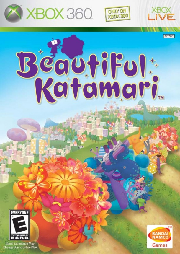 Publisher Namco - Beautiful Katamari