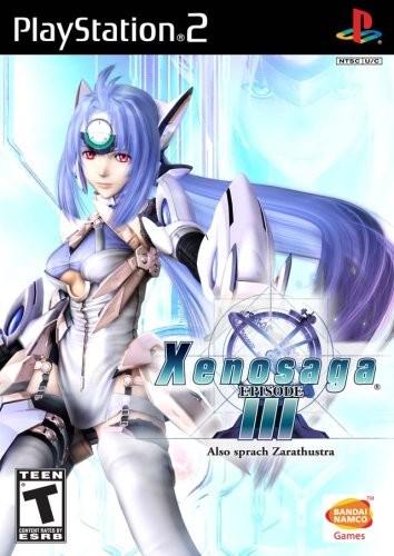 Publisher Namco - Xenosaga III