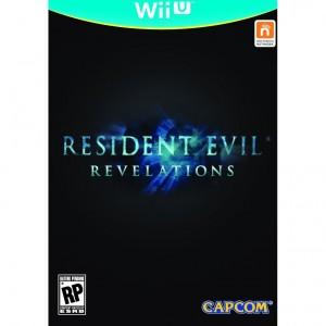 Resident Evil Revelations HD Wii U