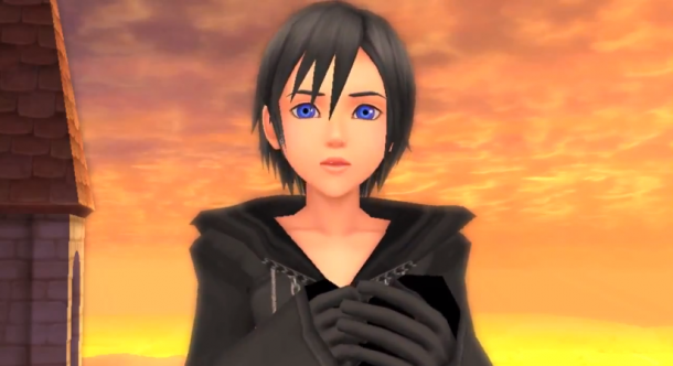 Kingdom Hearts 1.5 HD Remix - Xion