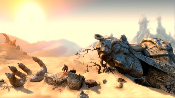Trine 2 DC Europe - Big Desert