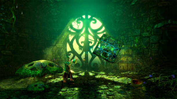 Trine 2 DC Europe - Cage