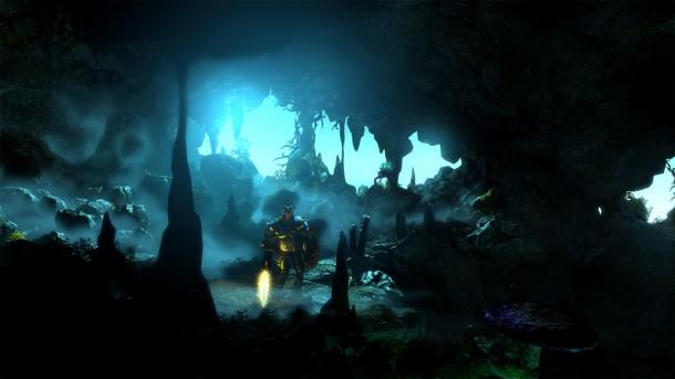 Trine 2 DC Europe - Cave