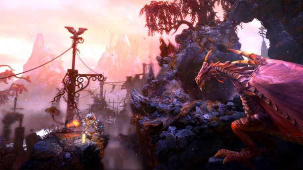 Trine 2 DC Europe - Dragon