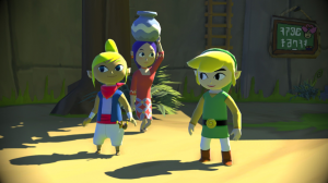 Windwaker HD 1