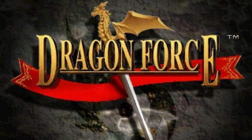 Dragon Force Logo